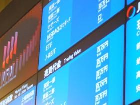 株式市場 日経平均株価