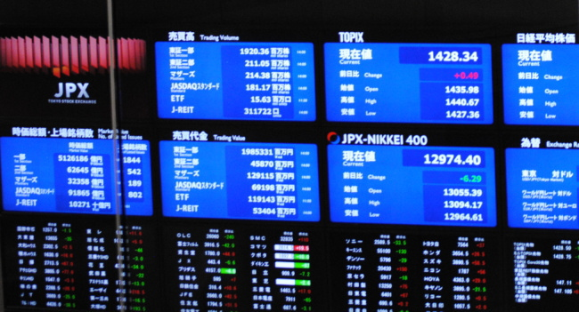 株式市場 銘柄
