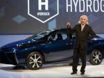 トヨタ自動車、燃料電池関連の特許実施権を無償で提供