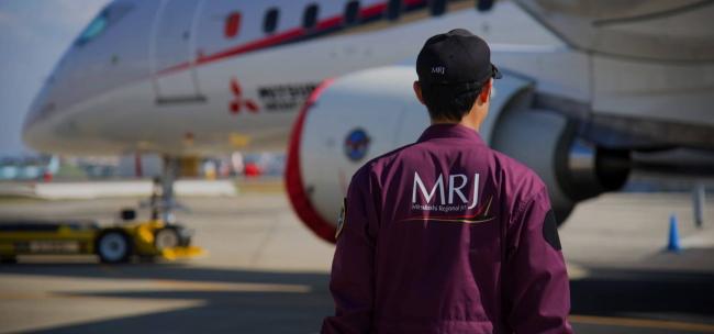 MRJ MRJ 7011 三菱重工業