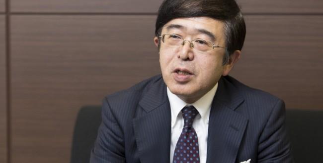 翻訳センターの東社長