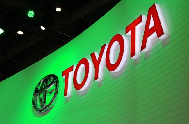 トヨタ 7203 トヨタ自動車